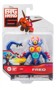 Big Hero 6 4-Inch Fred