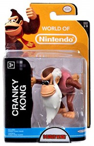 Donkey Kong Country Tropical Freeze Series 3 Cranky Kong