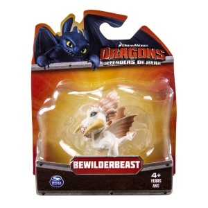 Dragons Defenders of Berk Mini Dragons Bewilderbeast Dreamworks