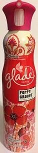 Glade Premium Air Freshener Spray - Poppy Groove