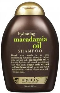 Hydrating Macadamia Oil Shampoo Organix 13 oz Shampoo