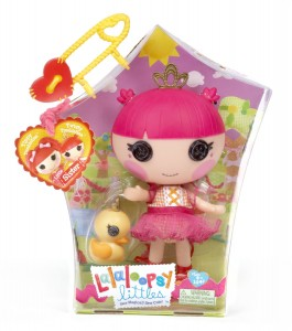 Lalaloopsy Littles Doll - Twisty Tumblelina