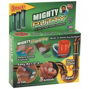 Mighty Putty 3 Pack