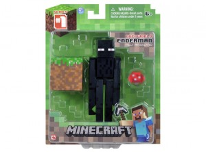 Enderman Action Figure Minecraft