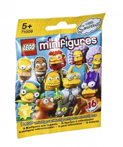 Minifigures The Simpsons Series 71009 Building Kit
