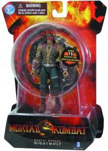 Mortal Kombat 9 Nightwolf 4 inc Action Figure