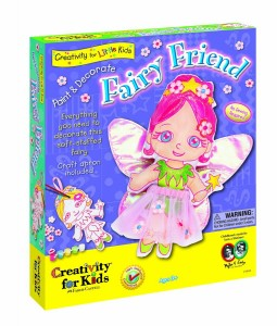 Paint and Decorate Fairy Friend Kit