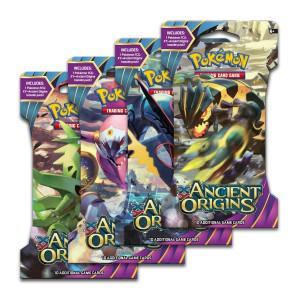 Pokémon XY-Ancient Origins Booster
