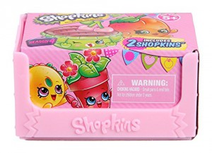 Shopkins Season 4 Basket -2 Pack Random