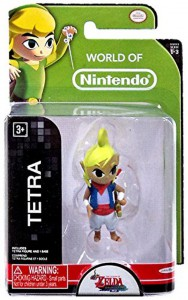 The Legend of Zelda- Windwaker Tetra Figure 2.5 Inches