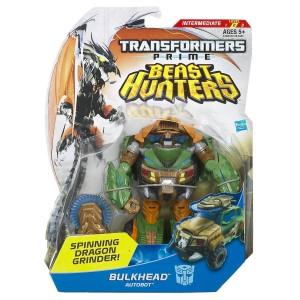 Transformers Beast Hunters Deluxe Class Bulkhead Figure 5 Inches