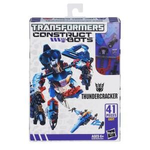 Transformers Construct-Bots Thundercracker Action Figure