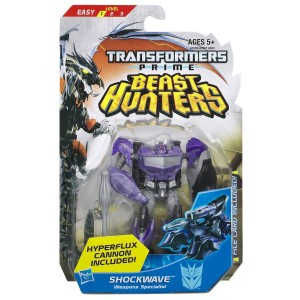 Transformers Shockwave Weapons Specialist Figure