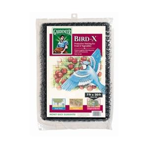 Garden Supplies: 7X20' Gardeneer Bird-X Netting