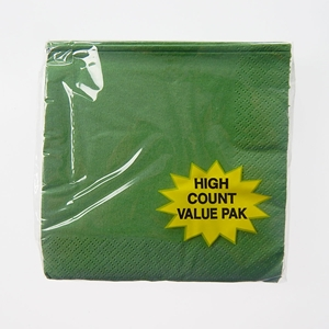 Cactus Green 20 Count Party Beverage Napkins