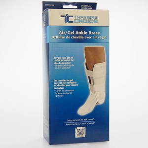 Trainers Choice Air and Gel Stirrup Ankle Brace