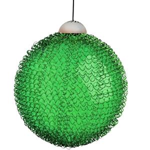 """4"""" Maille Sphere Indoor Light Green"""