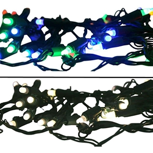 Select Your Color Led Light Set- Clear To Multicolor