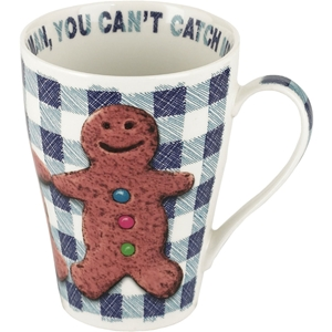 Ginger Bread Man 15Oz Mug By Paul Cardew
