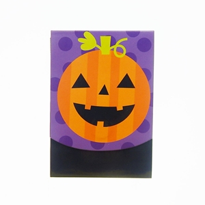 Note Pad - Halloween Pumpkin 95-Sheets