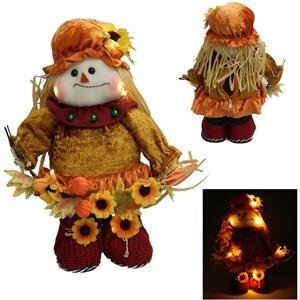 Harvest Scarecrow Friends