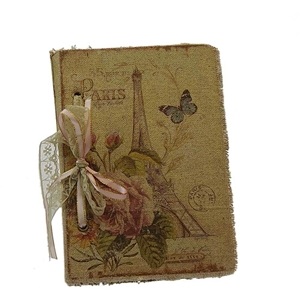 Journal Book - French Eiffel Tower