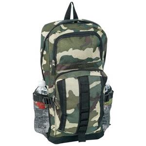 "18"" Extreme Pak Camo Backpack"