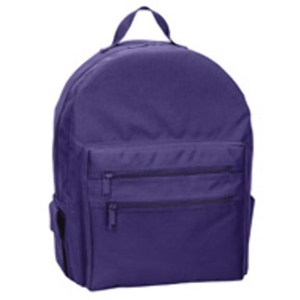 Ultraclub(R) Backpack On A Budget - Purple (One)