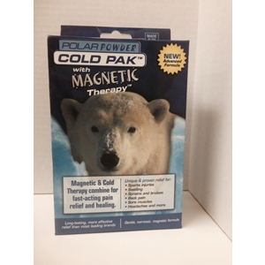 Polar Powder Cold Pak With Magnetic Therapy