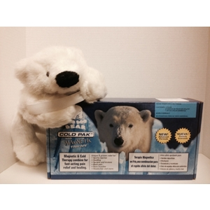 Boo Boo Bear Cold Pak With Magnetic Therapy