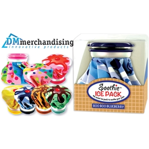 Soothie Ice Packs - Assorted Colors