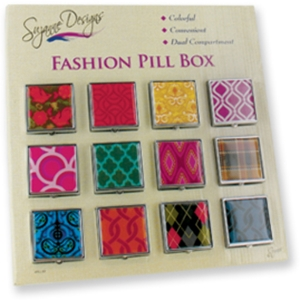Fashion Pill Box