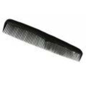 "Hair Comb, 5"" Black"