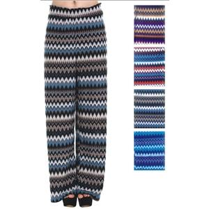 Women'S Pants - Zig Zag Designs