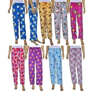 Women'S Fleece Pajama Pants