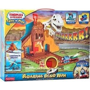 Thomas and Friends Take And Play Roaring Dino Run