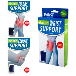 Elastic Support Braces: Elbow, Wrist Or Palm