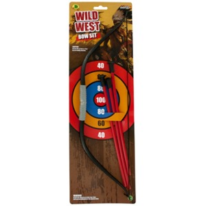 Small Bow and Arrow Play Set