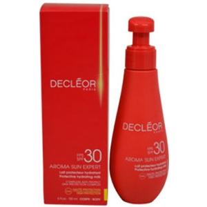 Unisex Decleor Aroma Sun Expert Protective Hydrating Milk High Protection Spf 30 Sunmilk