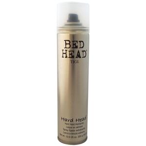 Unisex Tigi Bed Head Hard Head Spray Hair Spray