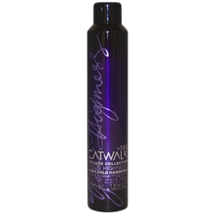 Unisex Tigi Catwalk Your Highness Firm Hold Hairspray