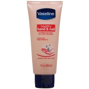 Unisex Vaseline Healthy Hand And Nail Conditioning Lotion Hand Lotion