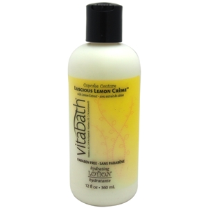 Vitabath - Luscious Lemon Creme Hydrating Lotion (12 Oz.)