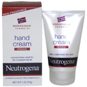Unisex Neutrogena Hand Cream Original Cream
