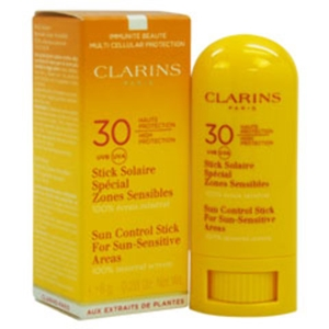 Clarins - Sun Control Stick Spf30 For Sun-Sensitive Areas (0.28 Oz.)
