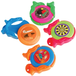 Mini Disk Shooters