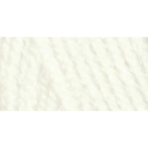 Red Heart Super Saver Jumbo Yarn-Soft White