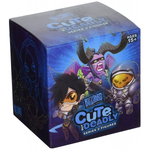 Blizzard Cute and Deadly Blind Box Figures Series 2