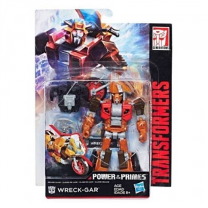 Transformers Power of the Primes Wreck Gar