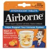 Airborne Immune Support Effervescent Tablet, Orange